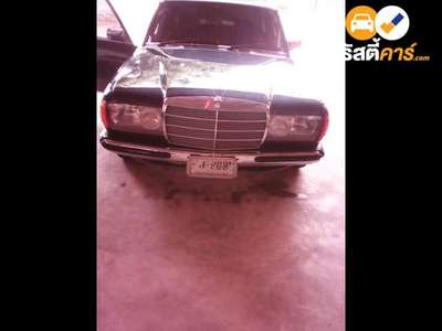 BENZ 230 4DR SEDAN 2.3I 4AT 1979