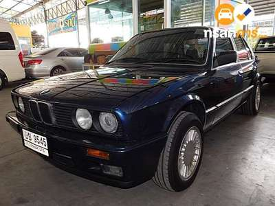 BMW Series 3 316I E30 4DR SEDAN 1.6 4AT 1987