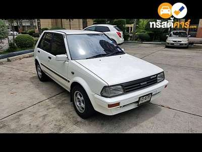 TOYOTA STARLET EP71 XL 5DR HATCHBACK 1.3I 4AT 1991