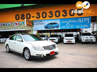 NISSAN TEANA XV XTRONIC CVT 4DR SEDAN 2.5I 7AT 2016