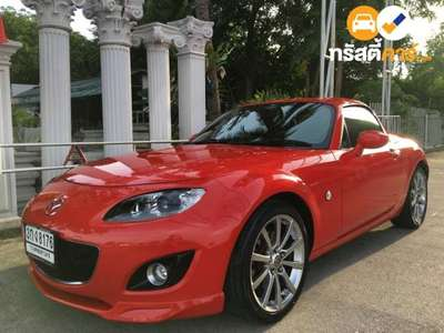 MAZDA MX-5 SA 2DR CONVERTIBLE 2.0I 6AT 2008