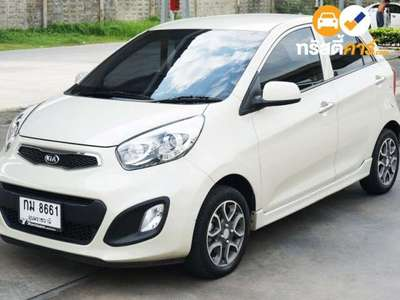 KIA PICANTO K1 4DR HATCHBACK 1.2I 4AT 2015