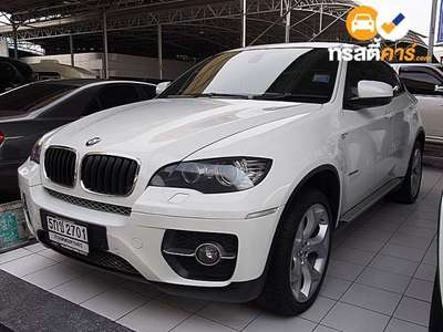 BMW X6 XDRIVE 35I STEPTRONIC 4DR SUV 3.0I 6AT 2011