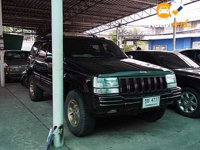 JEEP CHEROKEE V6 LIMITED 7ST CHEROKEE 4DR SUV 4.0I 4AT 2000