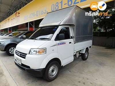SUZUKI CARRY SINGLE CAB 2DR TRUCK 1.6I 5MT 2015