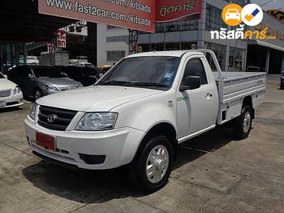 TATA XENON SINGLE CAB GIANT HEAVY DUTY 2DR PICKUP 2.1NGV 5MT 2013