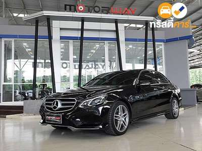 BENZ E-Class AMG DYNAMIC BLUE TEC HYBRID 7ST G-TRONIC PLUS E300 4DR WAGON 2.1DTT 7AT 2015