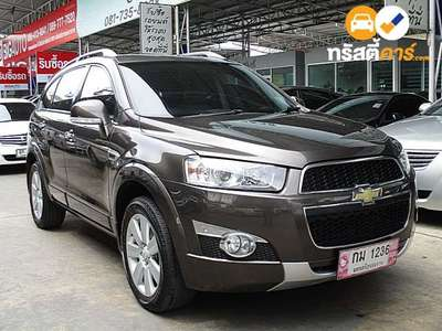 CHEVROLET CAPTIVA LT 7ST TIPTRONIC 4DR SUV 2.4I 6AT 2014