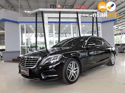 BENZ S-Class BLUETEC HYBRID G-TRONIC PLUS S300 4DR SEDAN 2.1DTT 7AT 2015