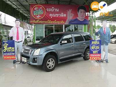 ISUZU MU-7 CHOIZ 7ST 4DR SUV 3.0DCT 4AT 2013