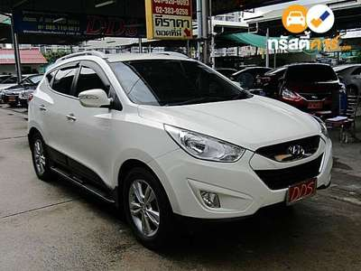 HYUNDAI TUCSON S SA 4DR WAGON 2.0I 6AT 2012