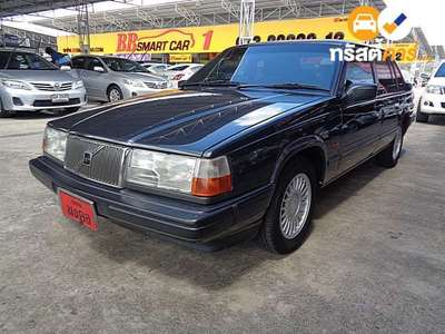 VOLVO 940 GLE 4DR SEDAN 2.3 4AT 1995