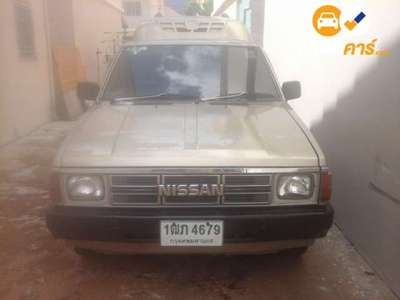 NISSAN BIG M SINGLE CAB SUPER DX M 2DR PICKUP 2.5D 5MT 1990