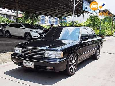 TOYOTA CROWN ROYAL SALOON 4DR SEDAN 2.5I 4AT 1993