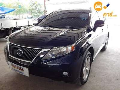 LEXUS RX LUXURY SA 4DR WAGON 2.7I 6AT 2012