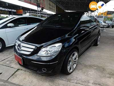 BENZ B-Class SPORT TOURER CVT B180 CDI 4DR HATCHBACK 2.0DTI 7AT 2008