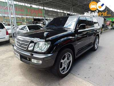 TOYOTA LAND CRUISER 7ST CYGNUS 4DR SUV 4.7I 4AT 2007