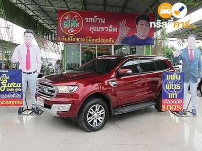 FORD EVEREST TITANIUM PLUS 7ST 4DR WAGON 3.2DCT 6AT 2016