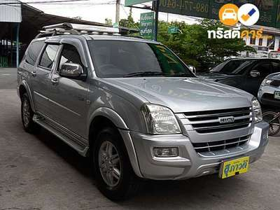 THAI RUNG ADVENTURE GENERAL I-TEQ 7ST MASTER 4DR WAGON 3.0DCT 5MT 2005