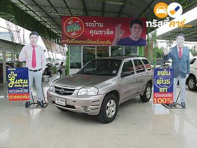MAZDA TRIBUTE SDX 4DR WAGON 3.0I 4AT 2004