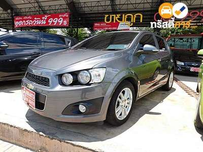 CHEVROLET SONIC LTZ 4DR HATCHBACK 1.6I 6AT 2015