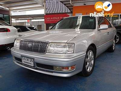 TOYOTA CROWN ROYAL SALOON 4DR SEDAN 3.0I 4AT 1999