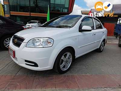 CHEVROLET AVEO LSX 4DR SEDAN 1.6I 4AT 2013