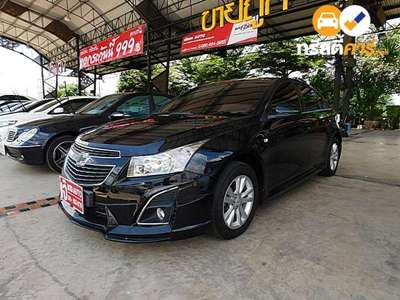 CHEVROLET CRUZE LS SA 4DR SEDAN 1.6I 6AT 2015