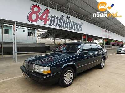 VOLVO 940 GLE 4DR SEDAN 2.3 4AT 1993