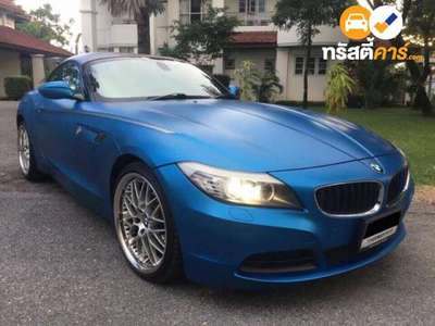 BMW Z4 SDRIVE 23I STEPTRONIC 2DR CONVERTIBLE 2.5I 6AT 2012