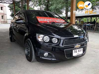 CHEVROLET SONIC LT 4DR SEDAN 1.4I 6AT 2015