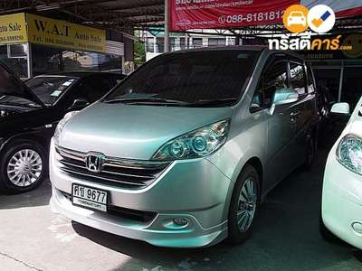 HONDA STEPWAGON 3DR MPV 2.0 4AT 2007