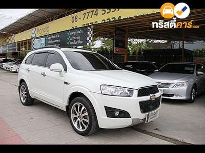 CHEVROLET CAPTIVA LSX 7ST TIPTRONIC 4DR SUV 2.0DCT 6AT 2014