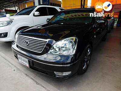 LEXUS LS 4DR SEDAN 4.3I 5AT 2002