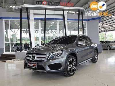 BENZ G-CLASS GLA250 AMG DYNAMIC DCT 4DR WAGON 2.0TI 7AT 2016