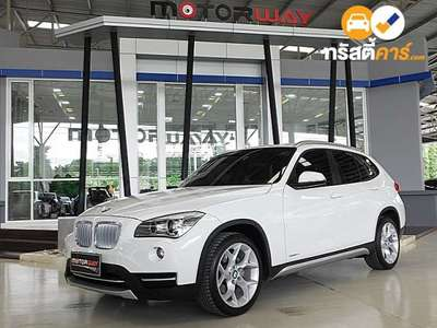 BMW X1 SDRIVE 18I M SPORT STEPTRONIC 4DR SUV 2.0I 6AT 2015