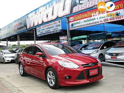 FORD FOCUS TREND 4DR HATCHBACK 1.6I 6AT 2015