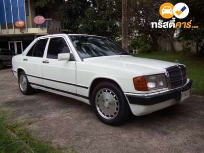 BENZ 190 190E 4DR SEDAN 2.6 4MT 1990