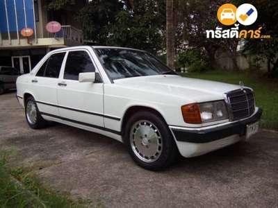 BENZ 190 190E 4DR SEDAN 2.6 4MT 1990