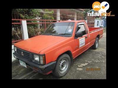 MITSUBISHI CYCLONE SINGLE CAB 2DR PICKUP 2.5D 5MT 1994