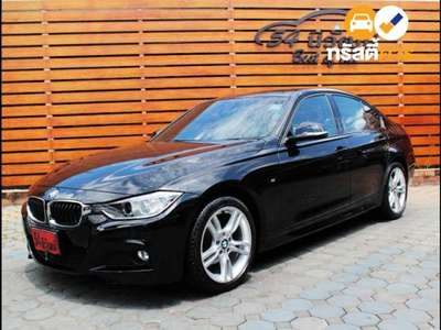 BMW Series 3 320I STEPTRONIC 4DR SEDAN 2.0TI 8AT 2016