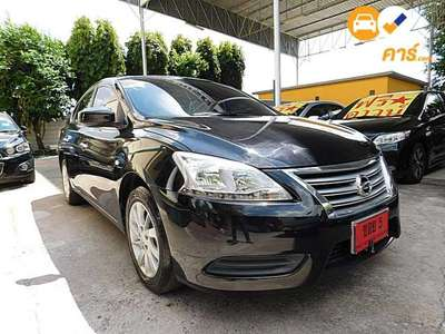 NISSAN SYLPHY E XTRONIC CVT FWD 1.6I 4DR SEDAN 1.6I 0AT 2015