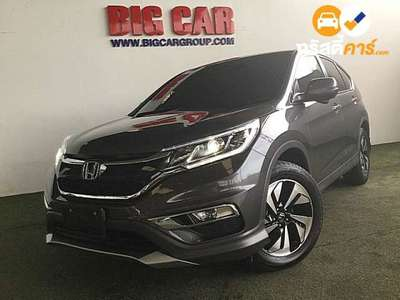 HONDA CRV EL CVT 4DR WAGON 2.4I 7AT 2016