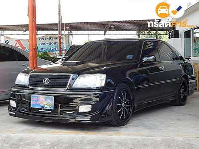 TOYOTA CROWN ROYAL SALOON 4DR SEDAN 3.0I 4AT 2003