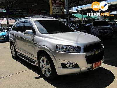 CHEVROLET CAPTIVA LTZ 7ST TIPTRONIC 4DR SUV 2.0DCT 6AT 2014