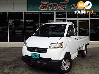 SUZUKI CARRY SINGLE CAB 2DR TRUCK 1.6I 5MT 2013