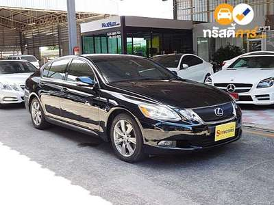 LEXUS GS LUXURY SA 4DR SEDAN 3.0I 5AT 2009