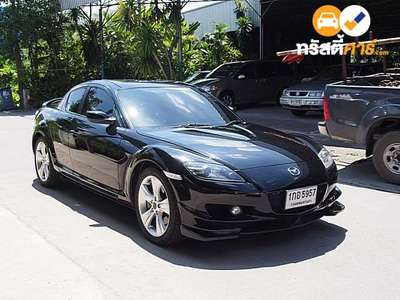 MAZDA RX-8 2DR COUPE 1.3I 4AT 2011