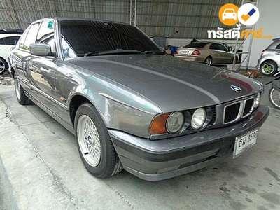 BMW Series 5 525I 4DR SEDAN 2.4I 4AT 1994