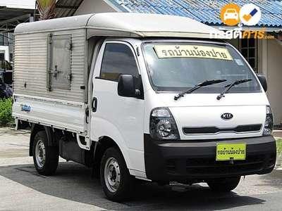 KIA K2500 SINGLE CAB 2DR TRUCK 2.5DCT 6MT 2012